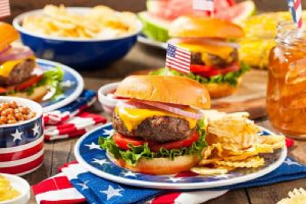 Diet Tips to Stay Healthy This Fourth of July
