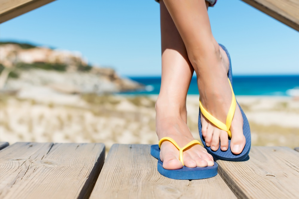 Why Flip-Flops are the Most Dangerous Summer Choice
