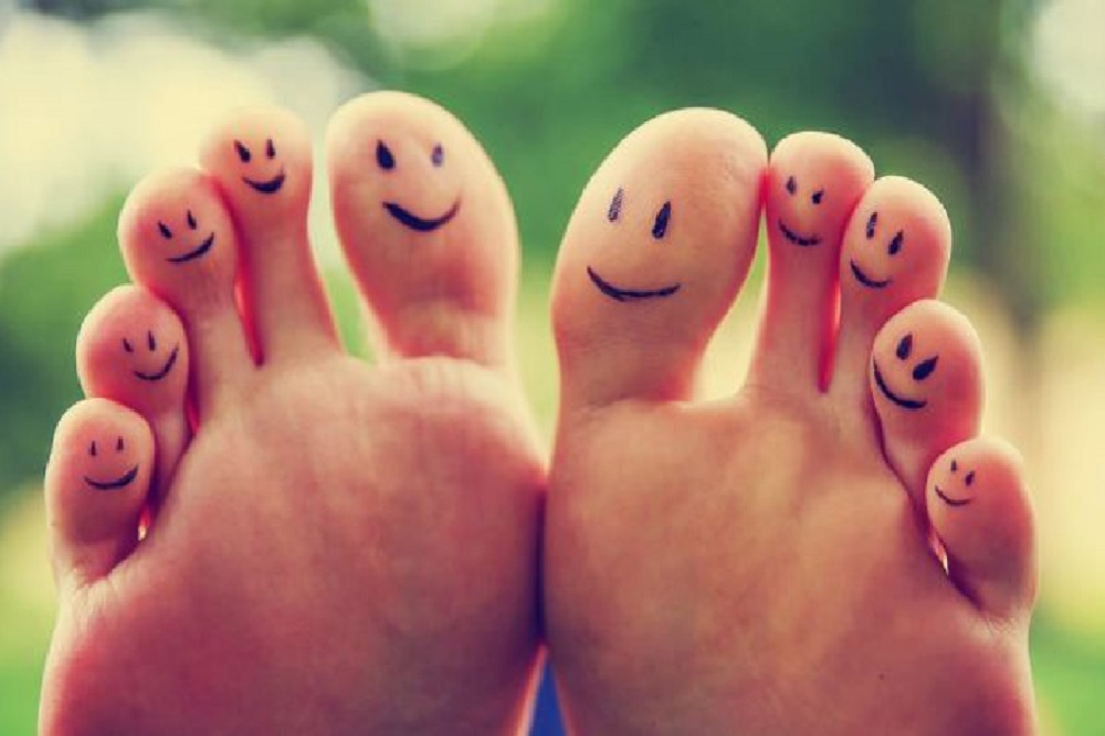 Twinkle Toes: How to Get Happy, Healthy, Beach-Ready Feet