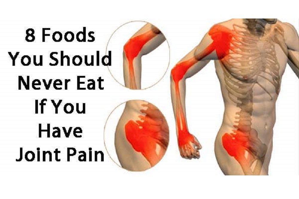 8 Foods You Should Never Eat If You Have Joint Pain