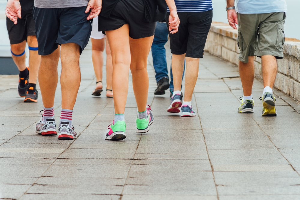 Why walking is good for mental health