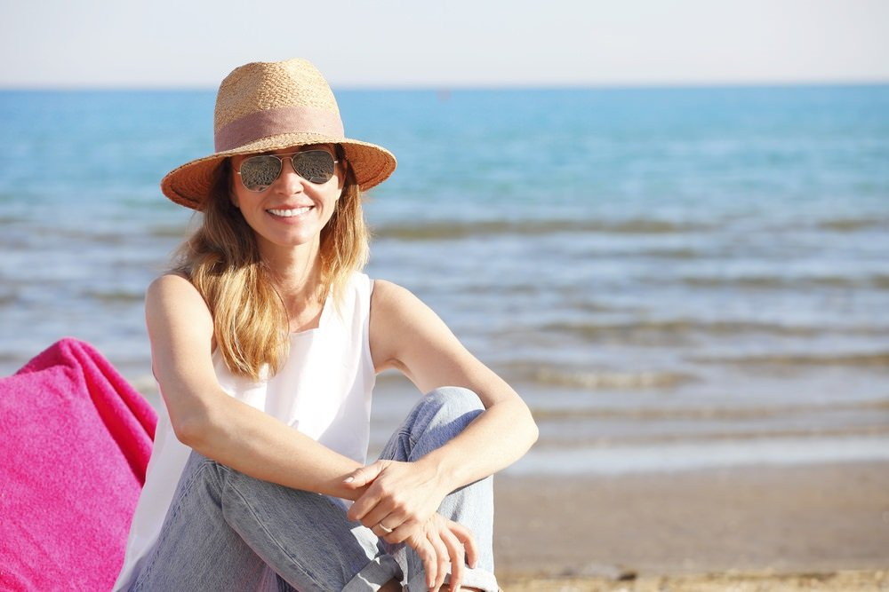 Slow the Signs of Aging With Sun Protection
