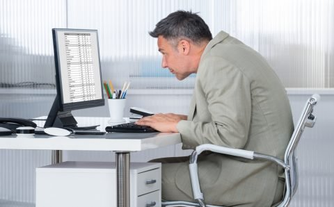 Health Risks from Too Much Sitting