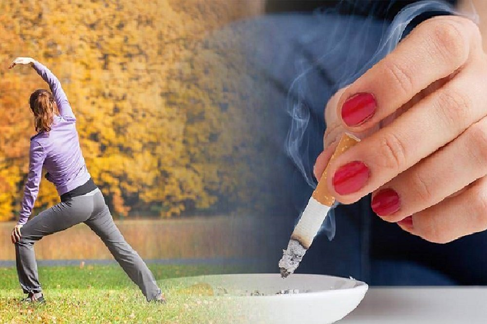 Quit Smoking with Tai chi?