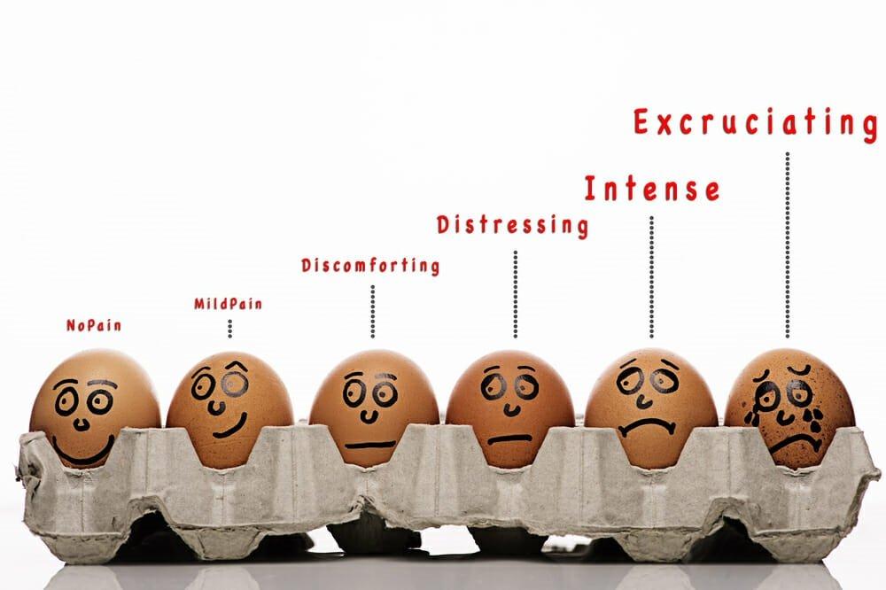 Chronic Pain Linked To Emotional Stress